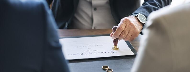 Abogado para divorcios en Malaga - Tipos de divorcios.